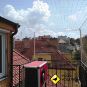 protiholubum.cz Síť proti holubům terasa 0401004